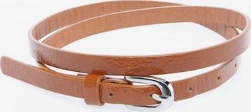 HALLHUBER Belt in XS-XL in Brown