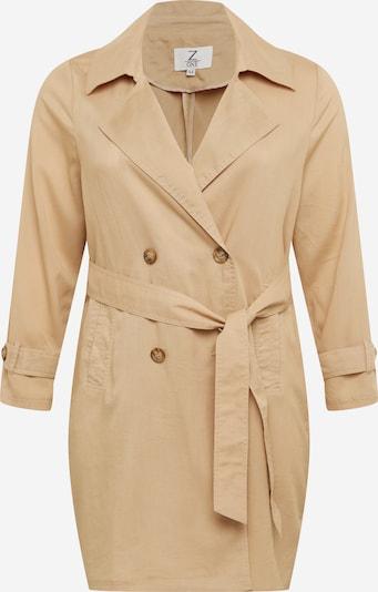 Cappotto di mezza stagione 'Veronique' Z-One di colore beige chiaro, Visualizzazione prodotti