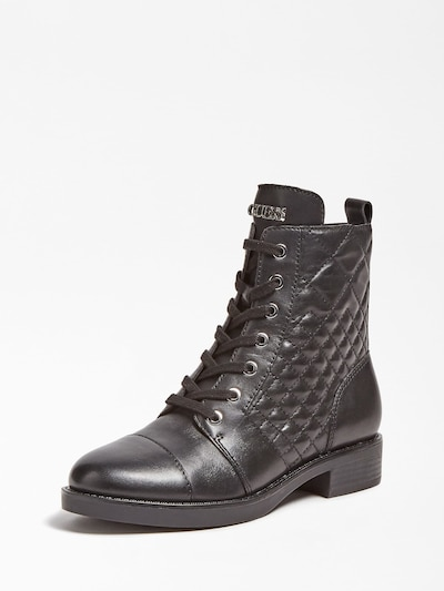 GUESS Stiefelette 'Breach' in schwarz, Produktansicht