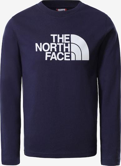 THE NORTH FACE Funktionsshirt in marine / weiß, Produktansicht
