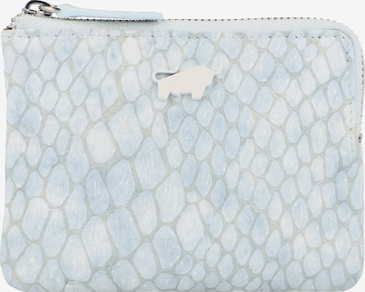 Braun Büffel Geldbörse 'Alma' in hellblau, Produktansicht