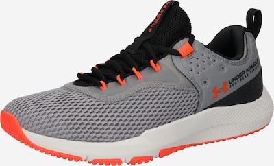 Pantofi sport 'Charged Focus' UNDER ARMOUR pe gri / portocaliu / negru, Vizualizare produs