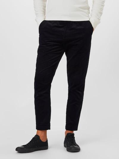 Kelnės 'FAVE' iš SCOTCH & SODA , spalva - tamsiai mėlyna, Modelio vaizdas