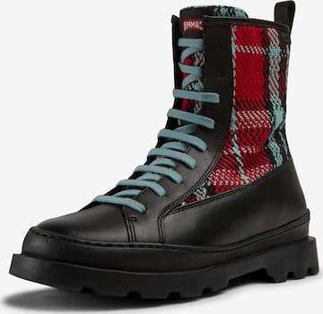 CAMPER Lace-Up Ankle Boots 'Brutus' in Mixed colors