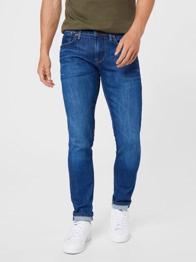 Pepe Jeans Jeans 'Hatch' in blue denim, Modelansicht