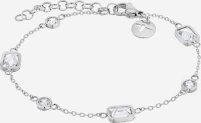 TAMARIS Bracelet in Silver / Transparent, Item view