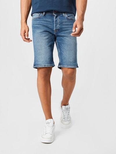 JACK & JONES Jeansy w kolorze niebieski denimm, Podgląd na modelu(-ce)