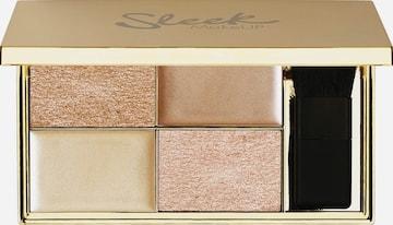 Sleek Highlighter Palette in Beige
