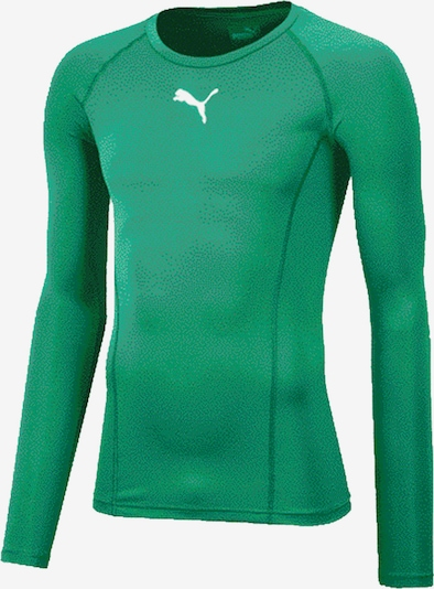 PUMA Base Layer 'Liga' in grün / weiß, Produktansicht
