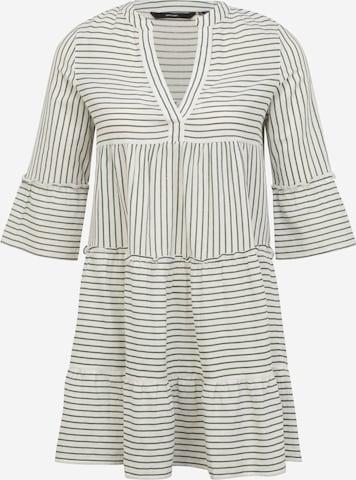Abito camicia 'HELI' di Vero Moda Petite in bianco