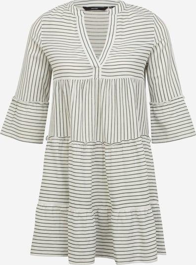 Vero Moda Petite Kleid 'HELI' in grün / weiß, Produktansicht