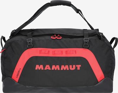 MAMMUT Reisetasche 'Cargon' in hellrot / schwarz, Produktansicht