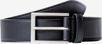 Noani Gürtel in schwarz / silber, Produktansicht