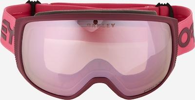 OAKLEY Sportske naočale 'Flight Tracker' u ljubičasto crvena / roza, Pregled proizvoda