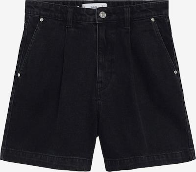 MANGO Shorts 'REGINA' in black denim, Produktansicht