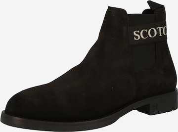 SCOTCH & SODA Chelsea Boots 'Picaro' in Braun