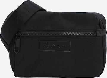Borsa a tracolla di Calvin Klein in nero