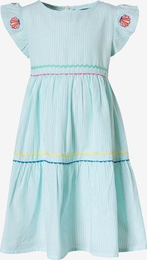 JETTE BY STACCATO Kleid in mint / mischfarben / weiß, Produktansicht