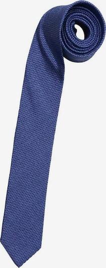 OLYMP Krawatte in blau, Produktansicht