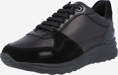 GEOX Platform trainers 'AIRELL' in Black, Item view