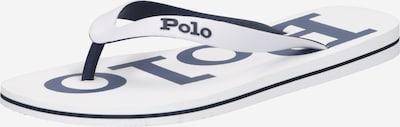 POLO RALPH LAUREN Varvastossut värissä laivastonsininen / valkoinen, Tuotenäkymä
