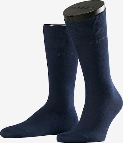 ESPRIT Socken in blau: Frontalansicht