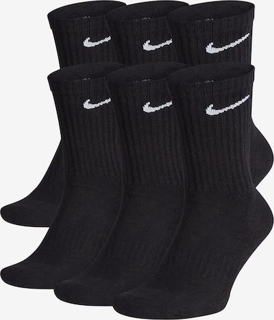 NIKE Sportsocken in schwarz / weiß, Produktansicht