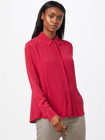 SEIDENSTICKER Bluse in Pink