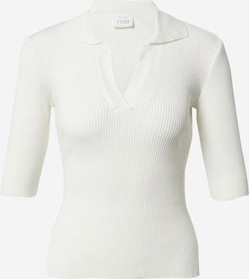 Kendall for ABOUT YOU Skjorte 'Hayden' i hvit