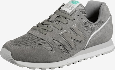 Sneaker low new balance pe turcoaz / gri fum / alb, Vizualizare produs