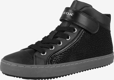GEOX Kids Sneaker 'Kalispera' in schwarz, Produktansicht