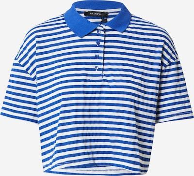 Trendyol Shirt in blau / weiß, Produktansicht