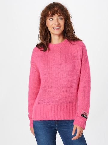 Frogbox Sweater in Pink