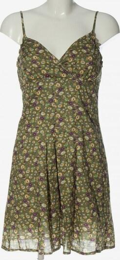 mötivi Sommerkleid in S in pastellgelb / khaki / lila, Produktansicht