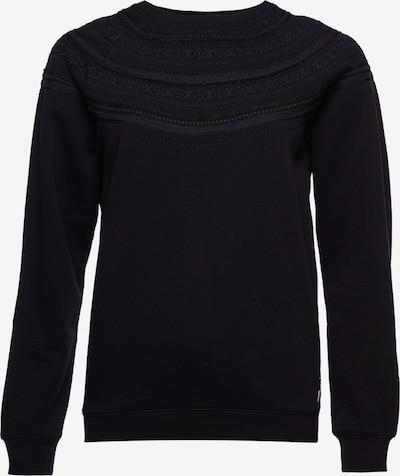 Megztinis be užsegimo iš Superdry , spalva - juoda, Prekių apžvalga