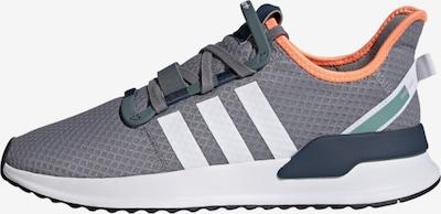 ADIDAS ORIGINALS Sneaker ' U Path Run' in anthrazit / jade / orange, Produktansicht