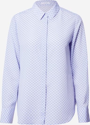OPUS Bluse 'Fastine Circle SP' in blau / weiß, Produktansicht