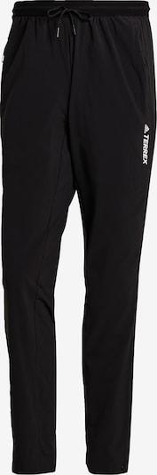 adidas Terrex Sporthose in schwarz, Produktansicht