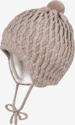 MAXIMO Mütze in hellbraun, Produktansicht