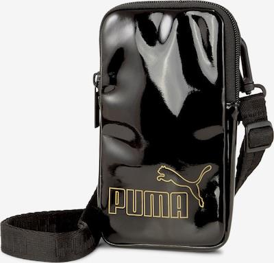 PUMA Umhängetasche in gold / schwarz, Produktansicht