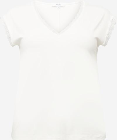 Tricou 'Therese' ABOUT YOU Curvy pe alb, Vizualizare produs