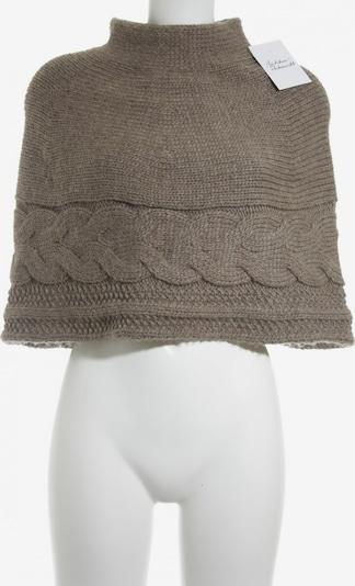 Suzanna Cape in XS-XL in beige / hellbraun, Produktansicht