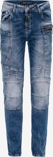 CIPO & BAXX Jeans in blau, Produktansicht