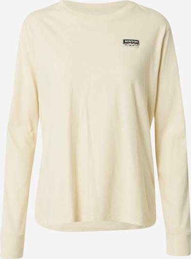 BURTON Shirt in beige, Produktansicht