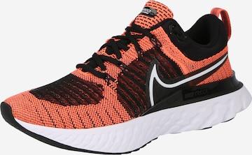 NIKE Running Shoes 'React Infinity' in Orange