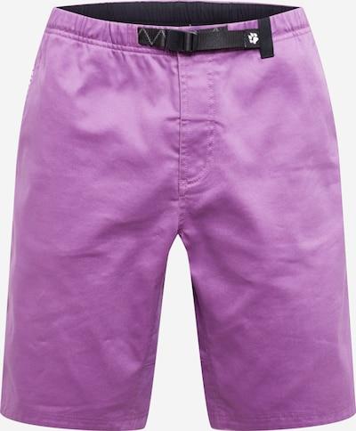 JACK WOLFSKIN Shorts 'STAYAWAY' in lila, Produktansicht