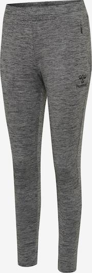 Hummel Sportbroek in de kleur Grijs, Productweergave