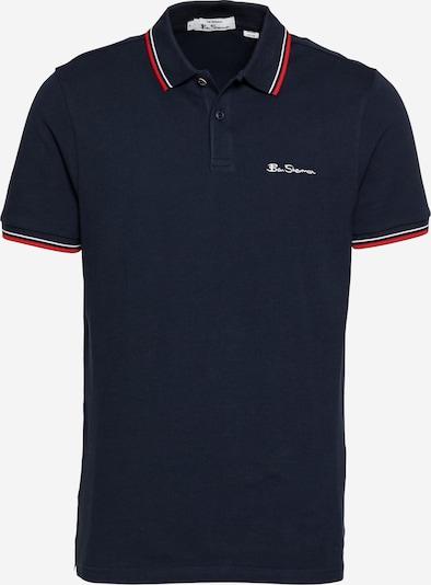 Ben Sherman Shirt in navy / red / white, Item view