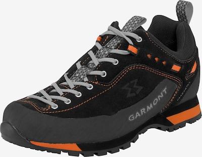 Garmont Outdoorschuh in graphit / orange / schwarz, Produktansicht