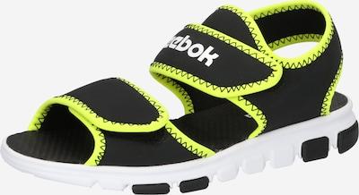REEBOK Plážové / kúpacie topánky 'WAVE GLIDER III' - čierna, Produkt